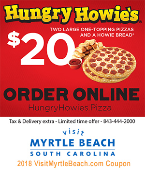 hungry howies coupon dec 2019