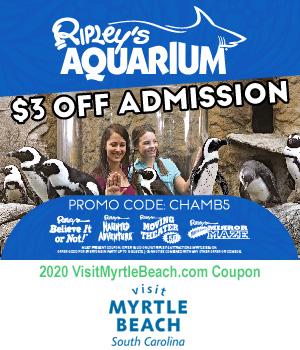 Coupon For Ripleys Aquarium Myrtle Beach Sc - Aquarium Views