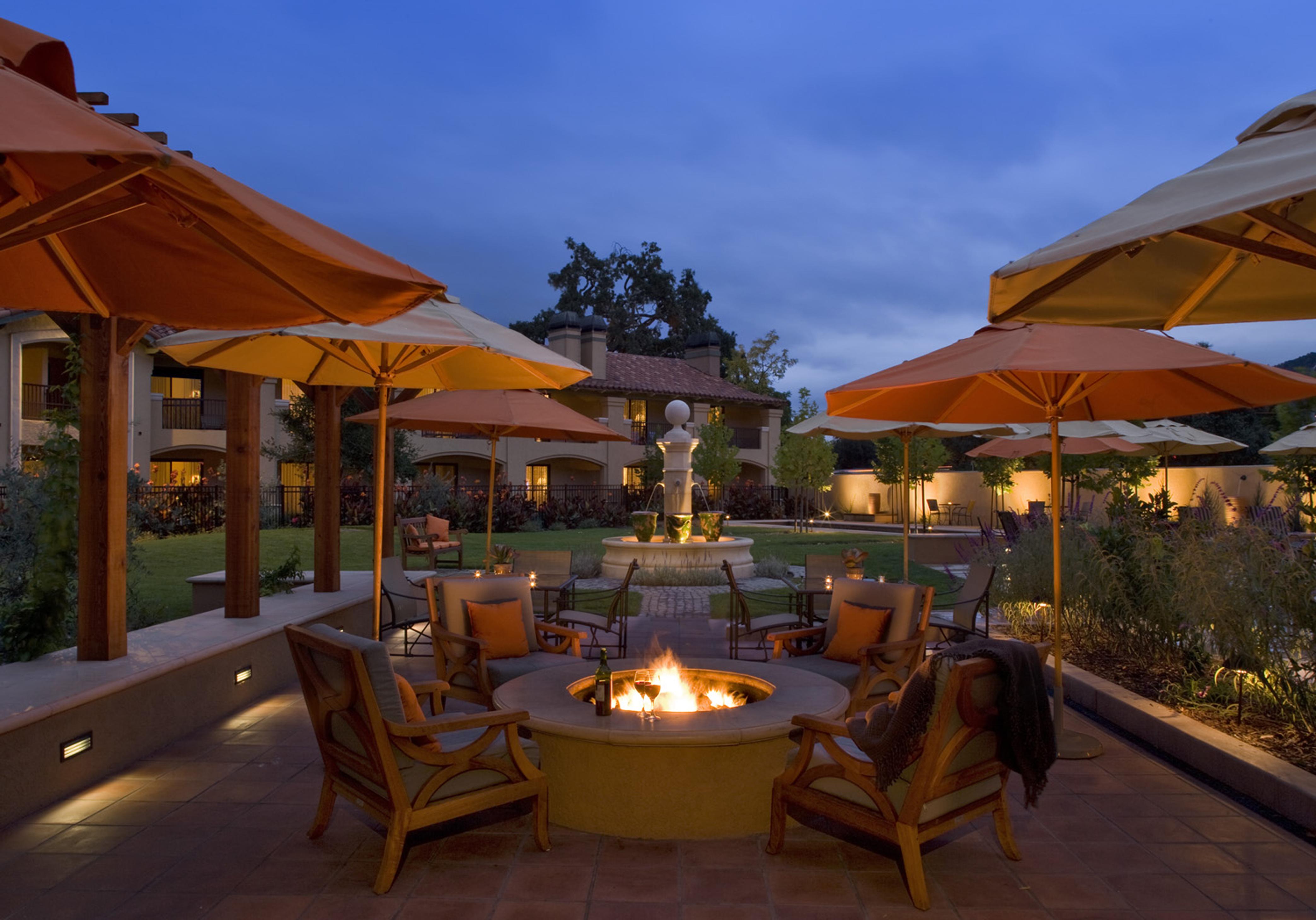 Napa Valley Hotels >> Napa Valley Lodge Yountville Ca 94599