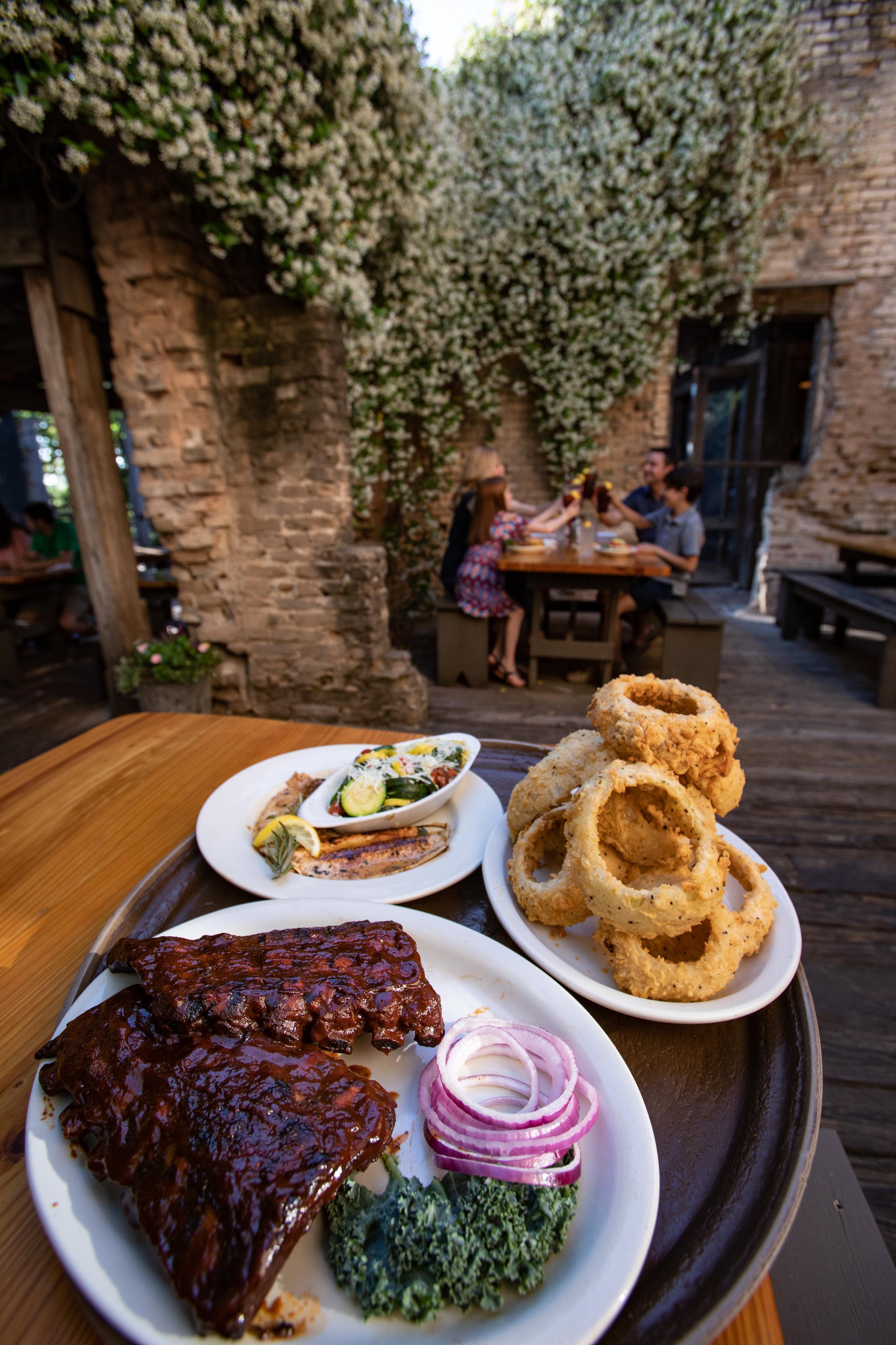 Gristmill River Restaurant Bar