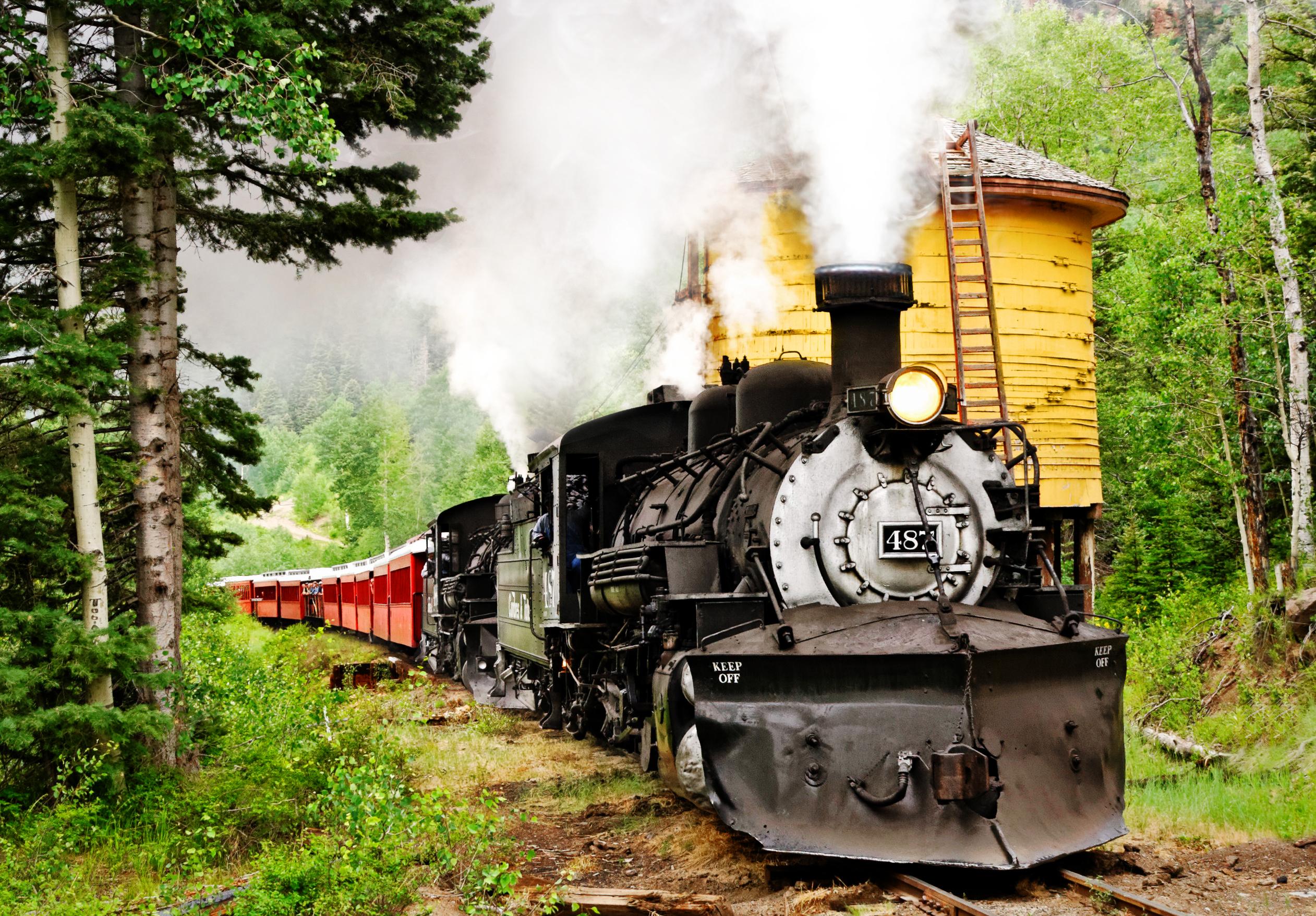 Cumbres & Toltec Scenic Railroad | Chama, NM 87520