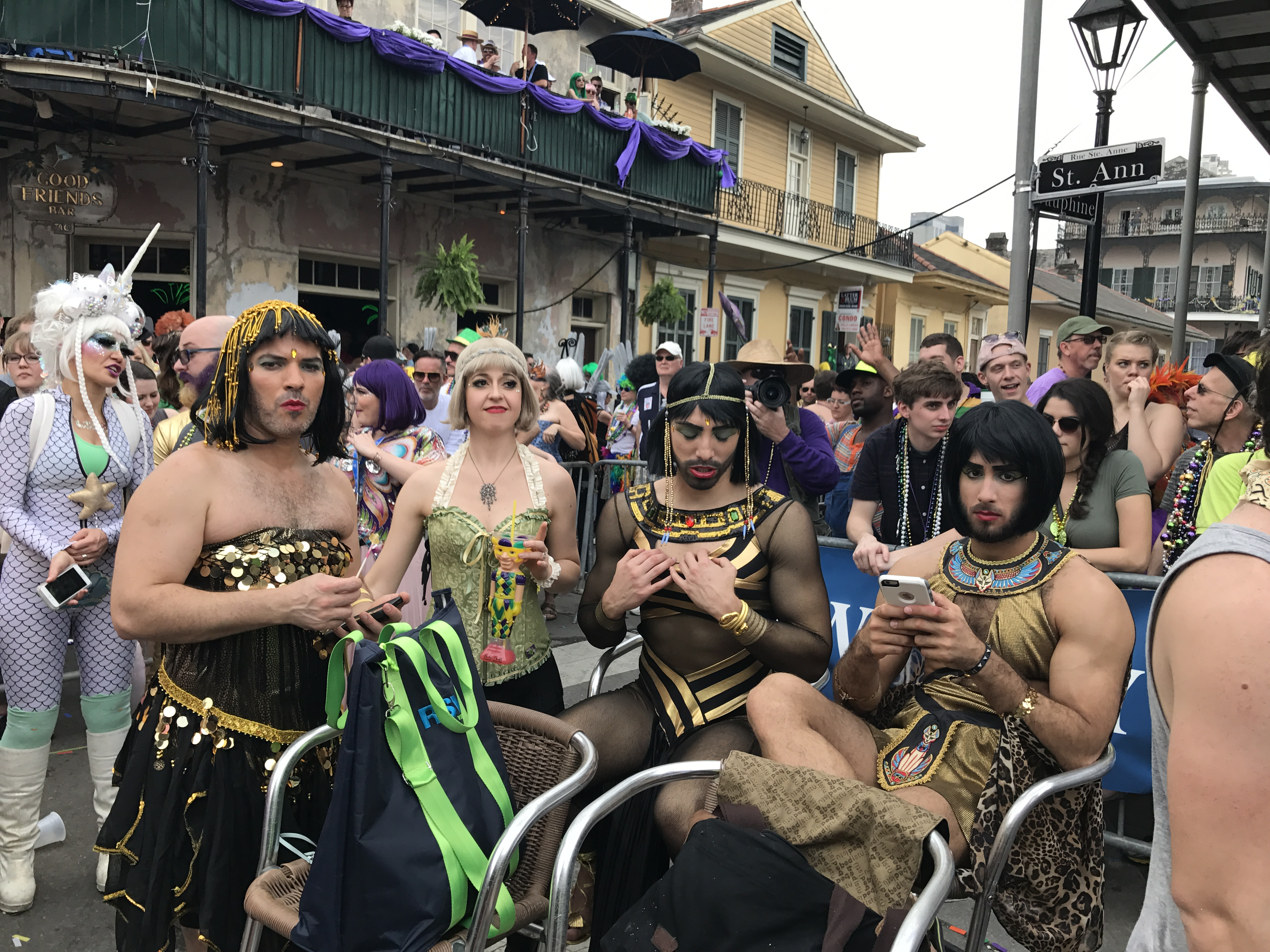 Gay mardi gras videos