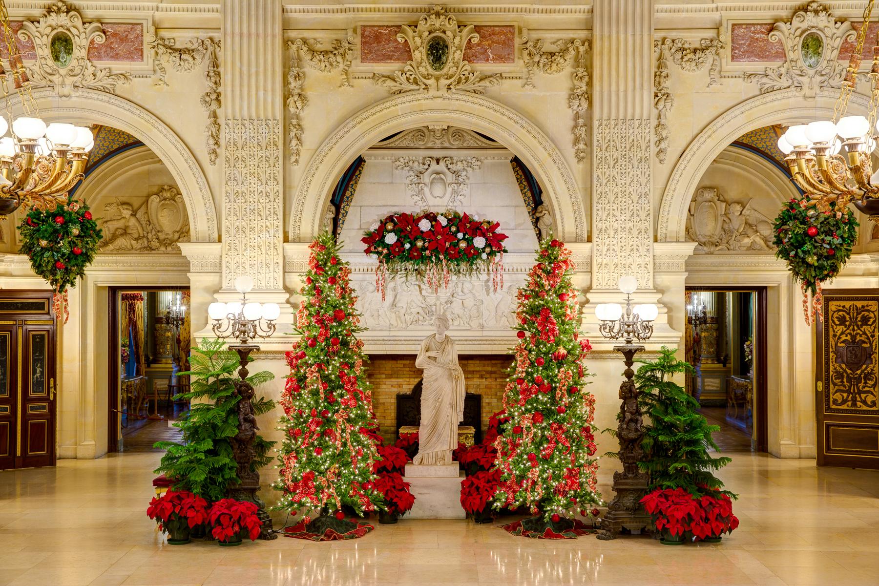 Christmas at the Newport Mansions | Newport, RI | Discover Newport