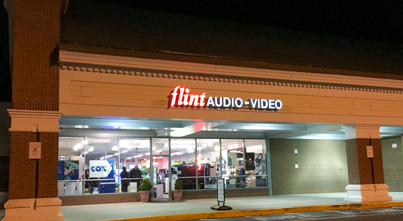 Image result for Flint Audio Video