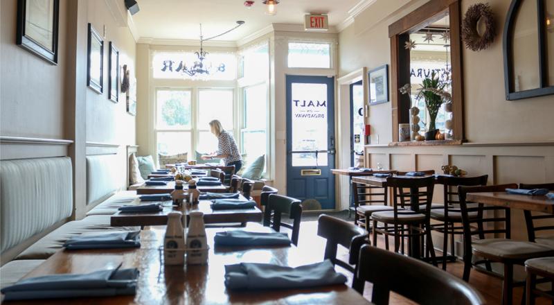 Malt Restaurant Bar Newport Ri Discover Newport
