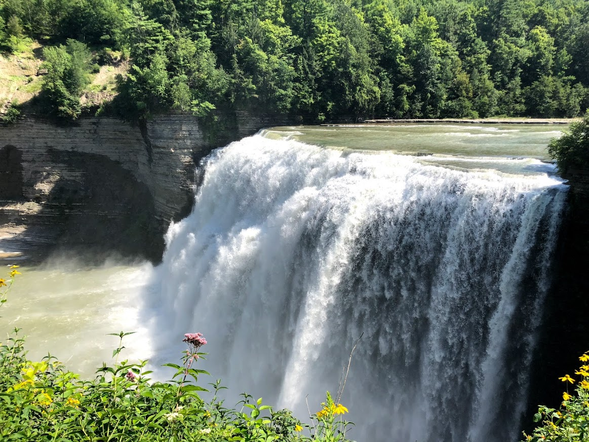 Letchworth State Park Castile Ny 14427