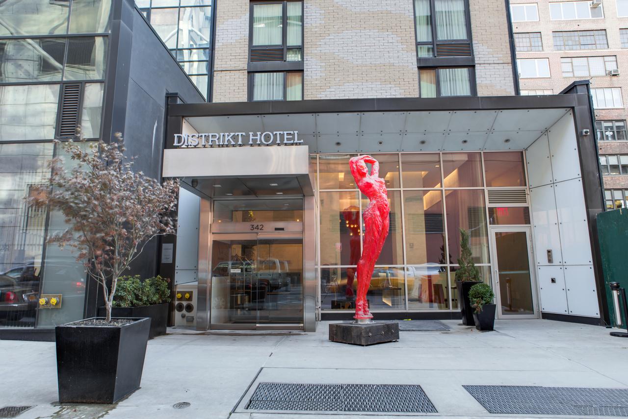 Distrikt Hotel Manhattan Ny 10018