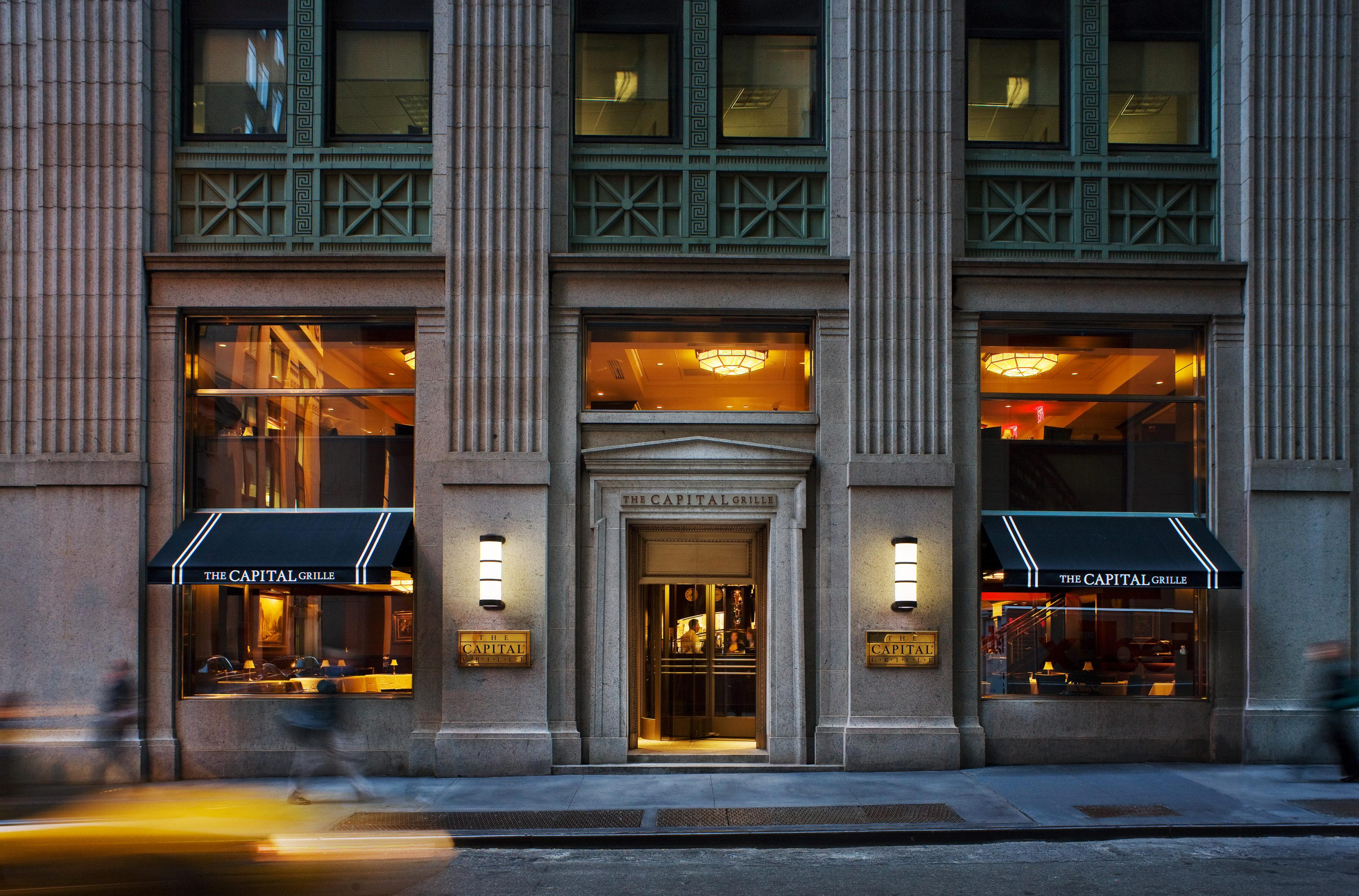 the capital grille wall street