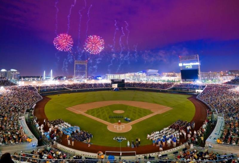College World Series bracket 2021: TV schedule, channels for NCAA baseball tournament