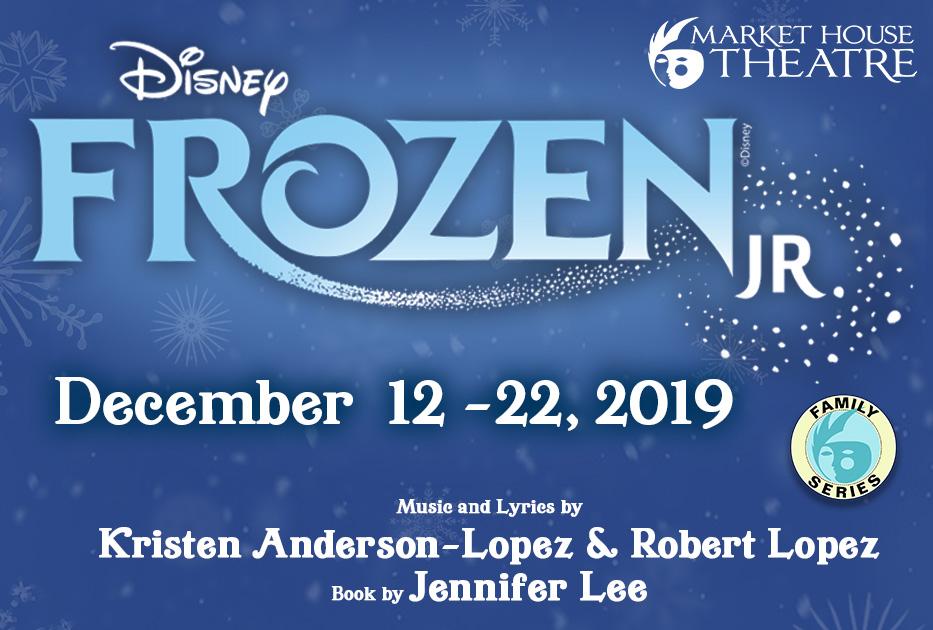 Market House Theatre presents Disney's Frozen, JR