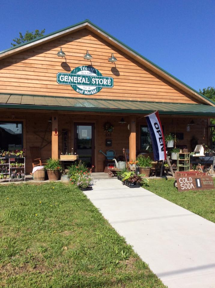 Troutt Old Time General Store & Market