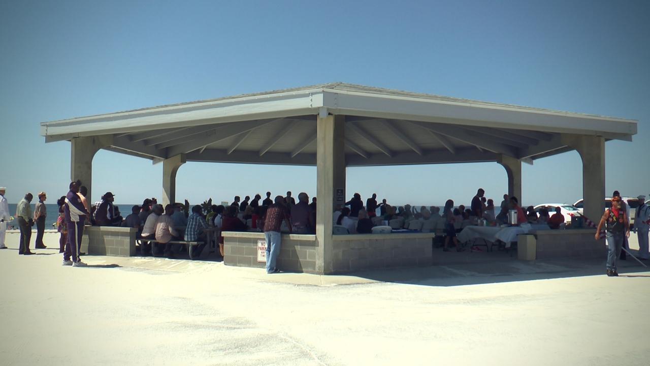 Johnson Beach - Gulf Islands National Seashore