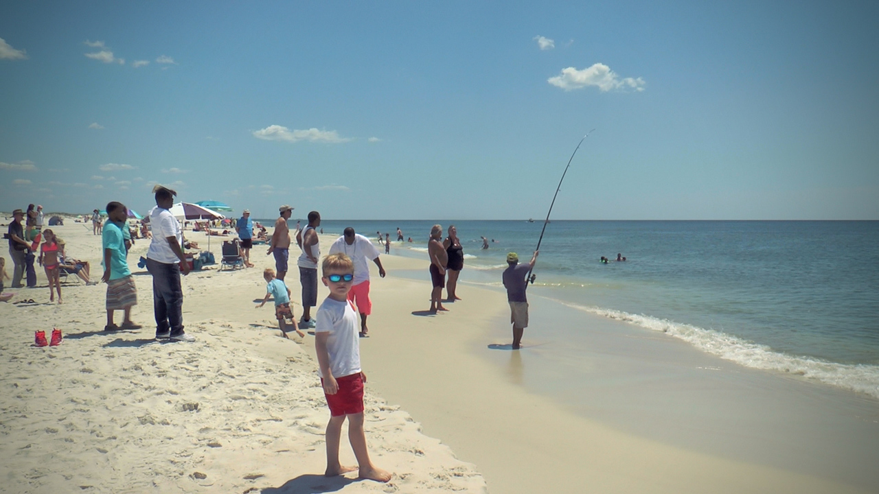 Johnson Beach Gulf Islands National