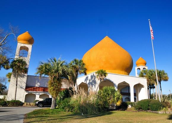Hadji Shrine Temple