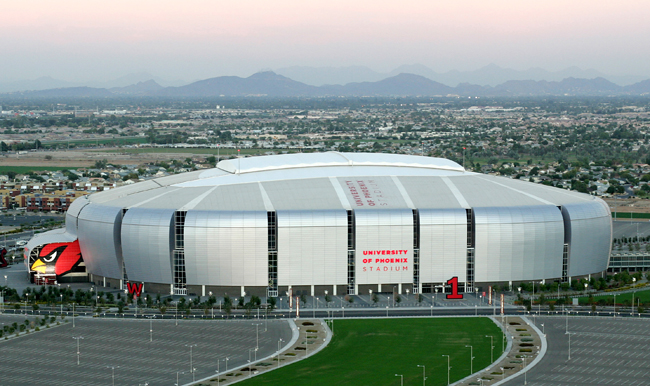 Arizona Cardinals  supplier