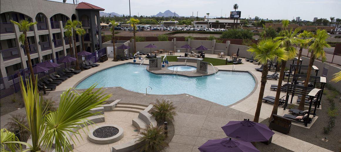 Grand Canyon University Hotel Visit Phoenix