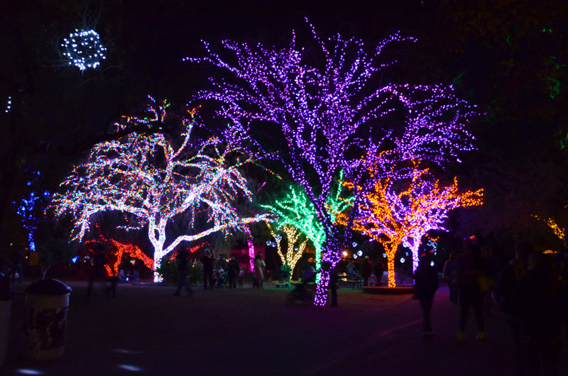 View Larger Image - ZooLights