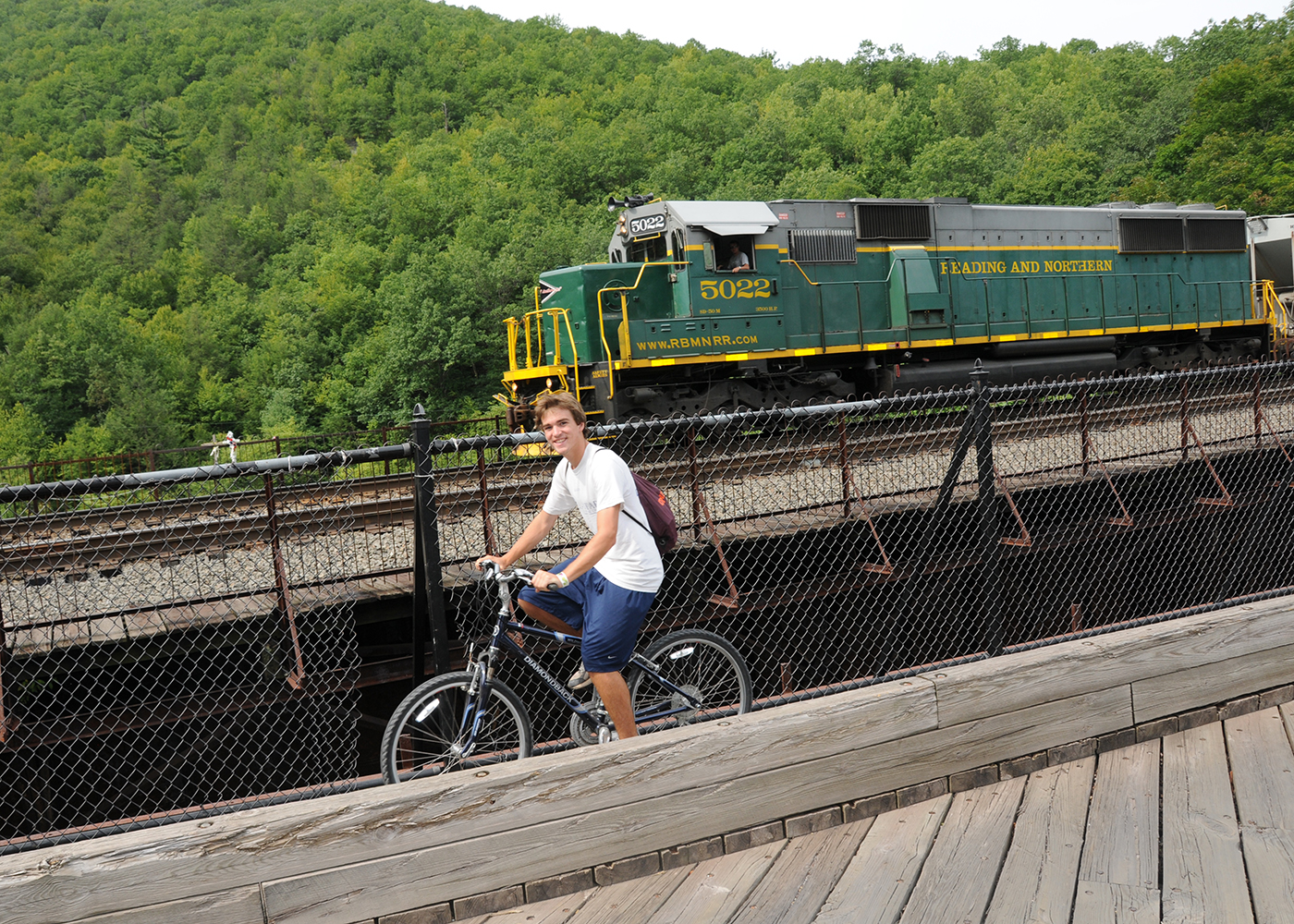 The Bike Train | Jim Thorpe, PA 18229