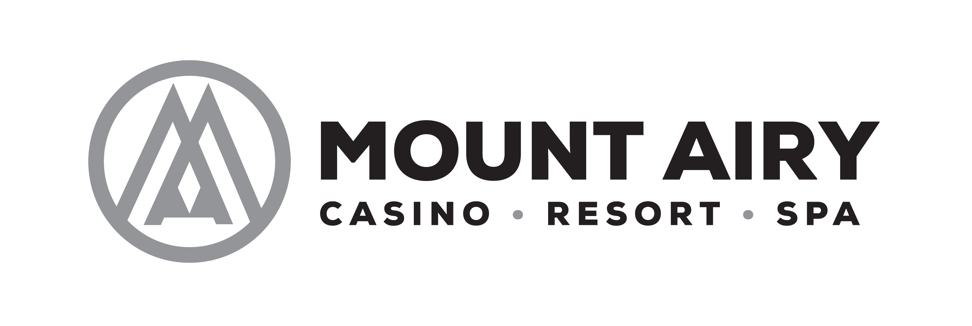 Image result for mount airy casino resort spa logo