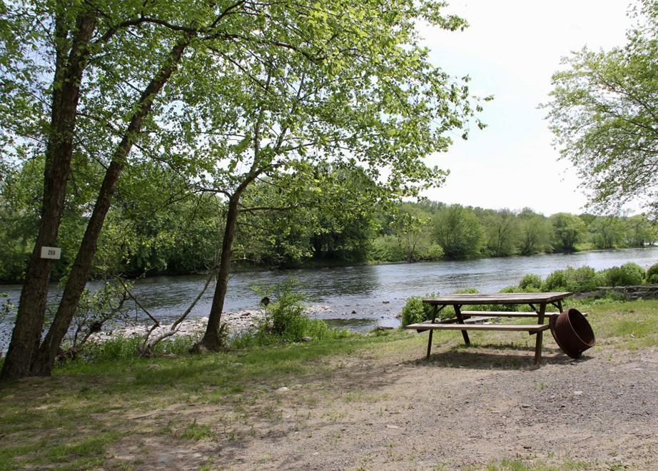CAMPING RIVER CAMP: Campsites