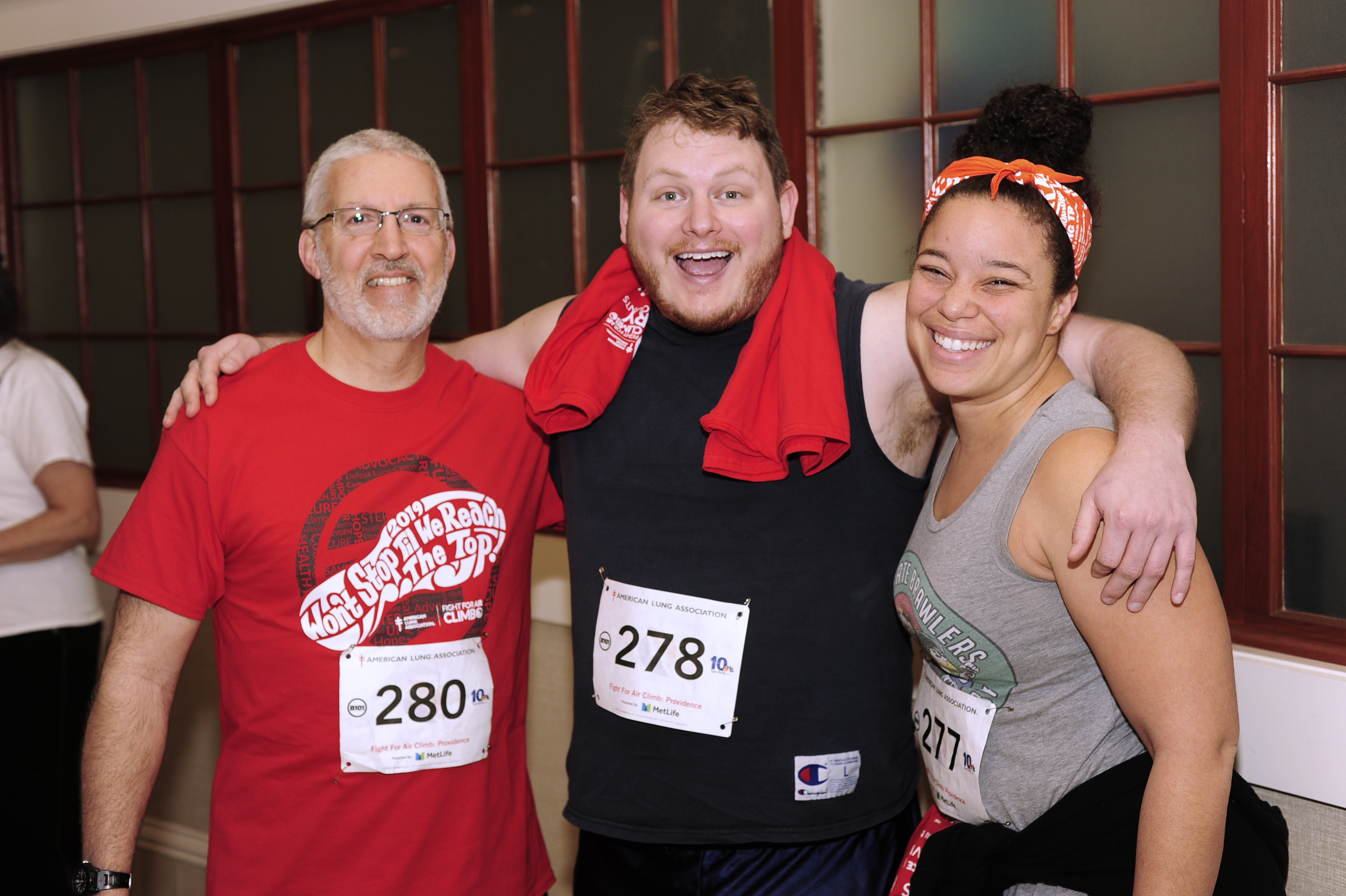 2020 Fight For Air Climb Providence