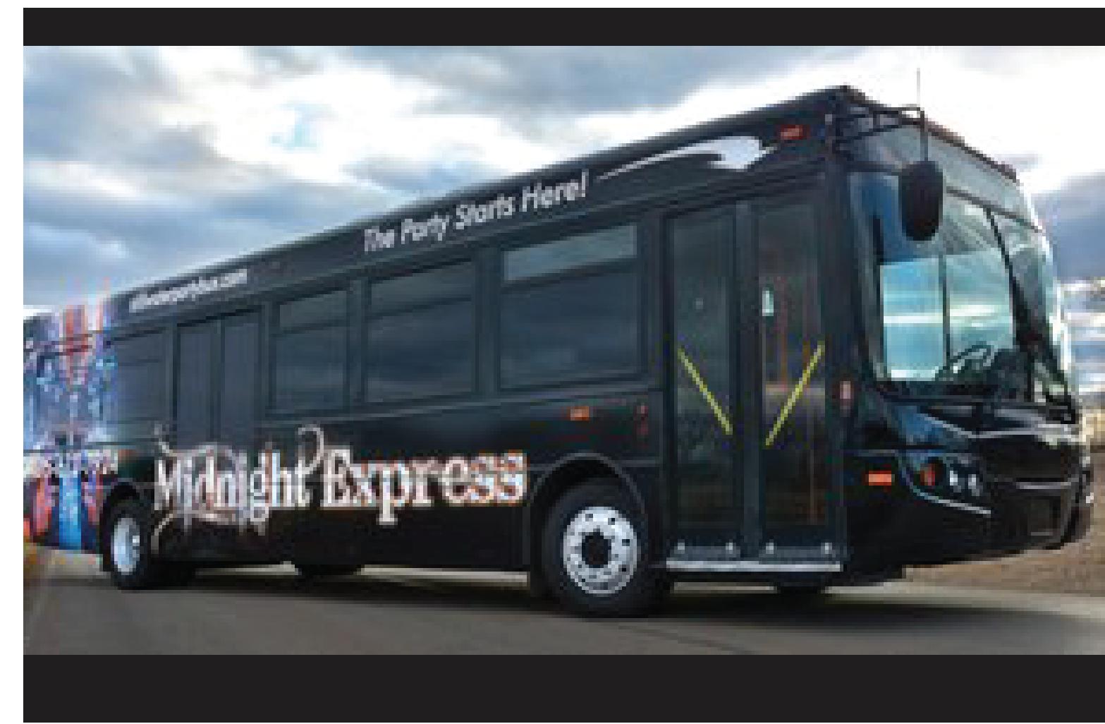 Midnight Express Transit | Visit Stillwater