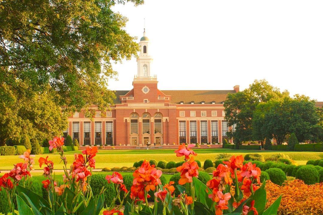 Oklahoma State University Visit Stillwater
