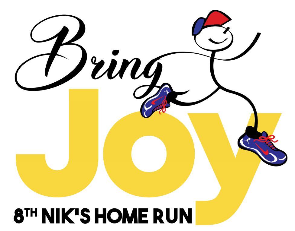 8th Annual Nik's Home Run: 7K Run, 1 5 Mile Fun Walk