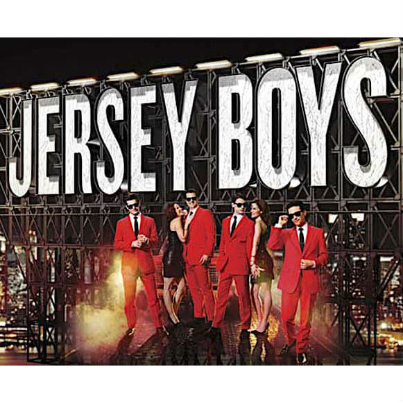 Broadway at the Coronado - Jersey Boys
