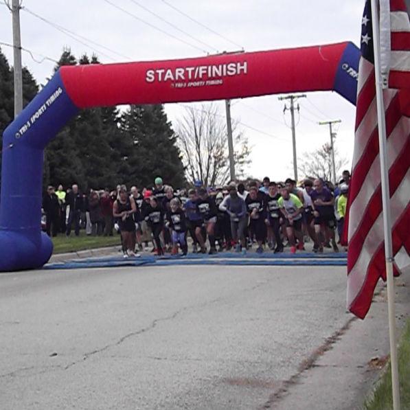 Veterans 5K Run & Walk