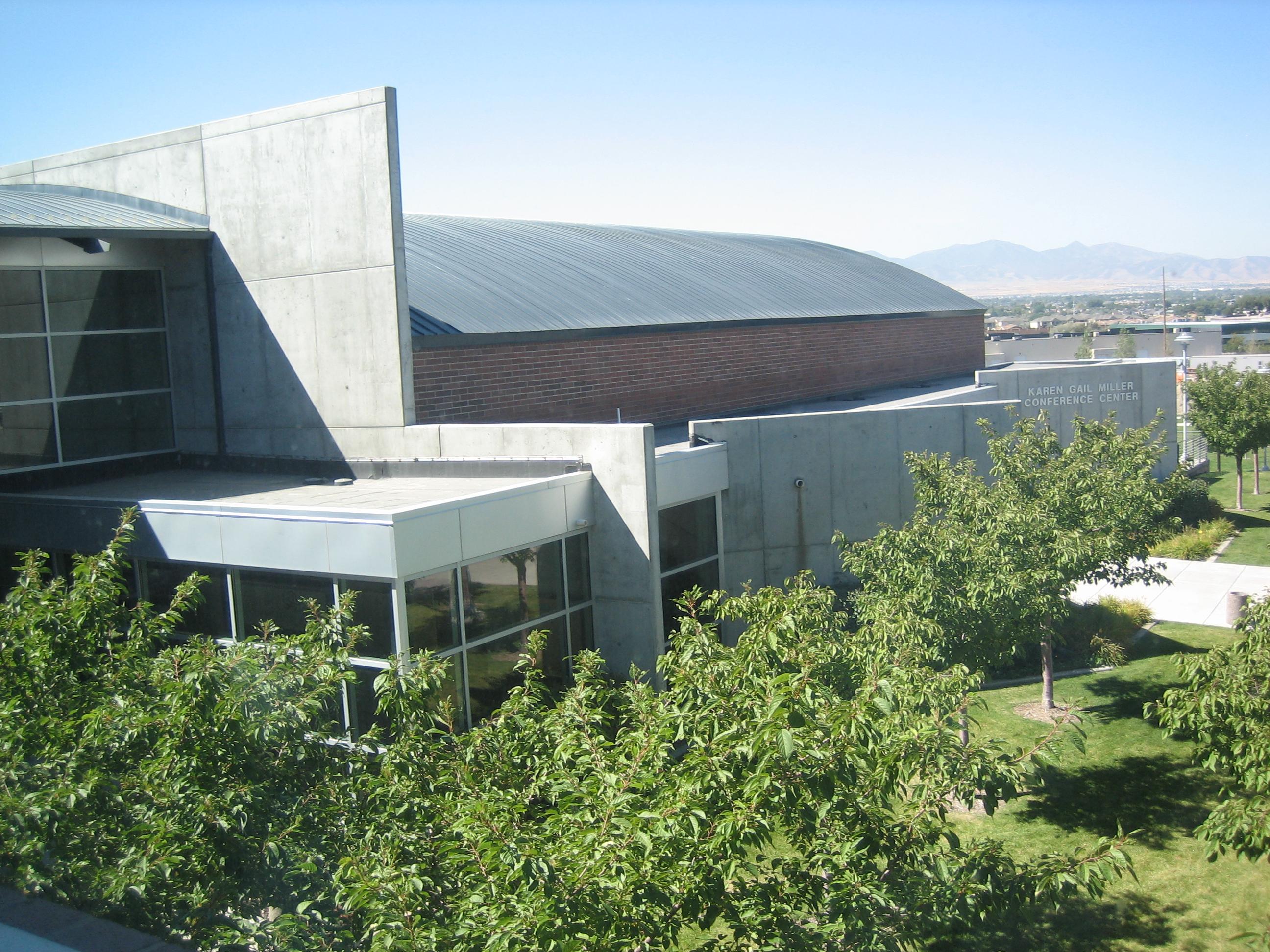 Miller Conference Center Slcc Miller Campus