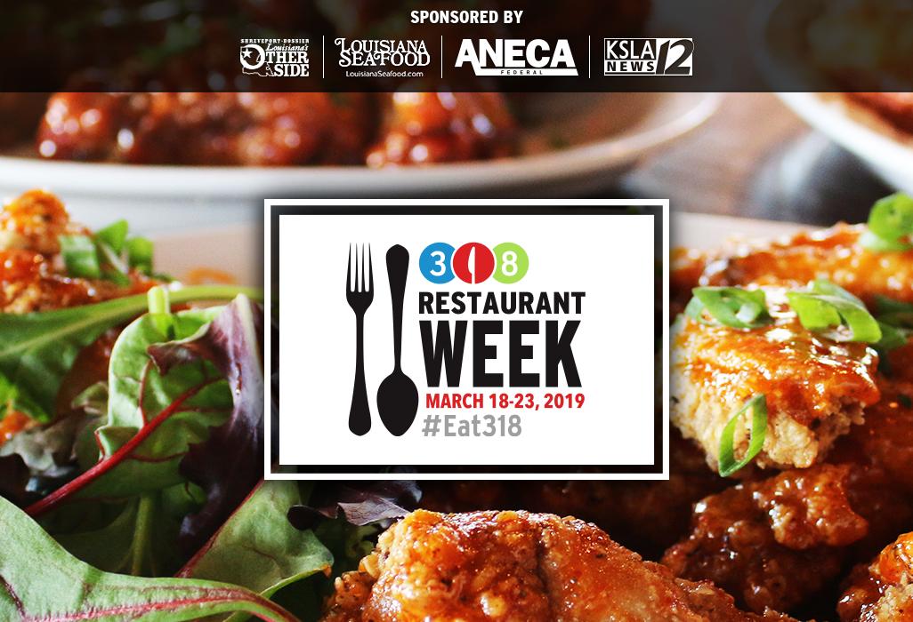 318 Restaurant Week 2019