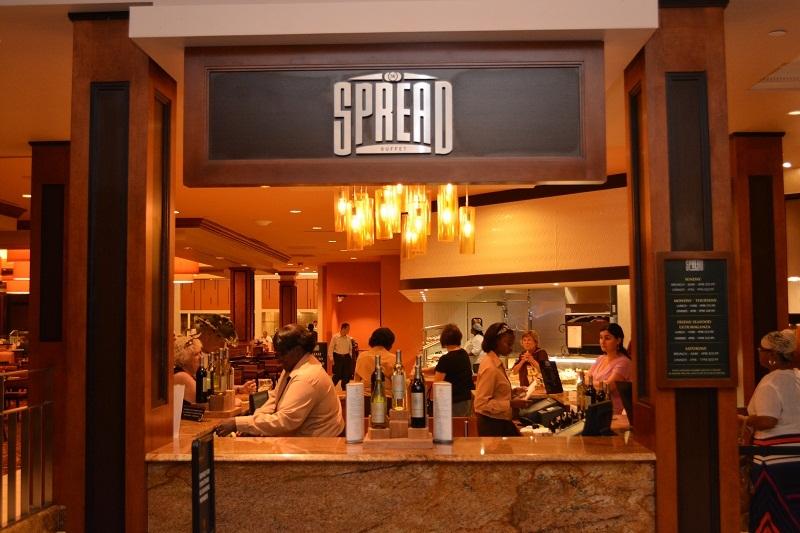 Miraculous The Spread Buffet Horseshoe Casino Interior Design Ideas Ghosoteloinfo