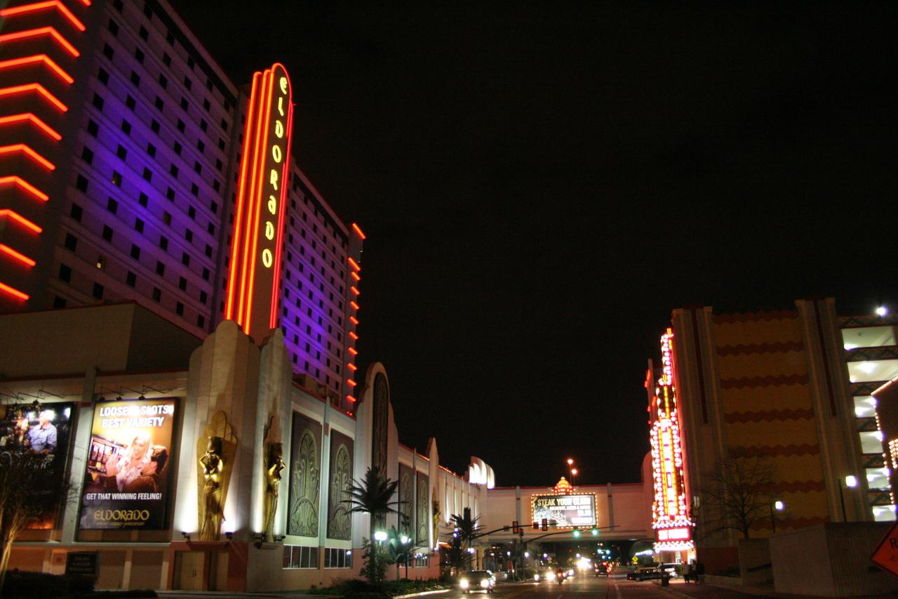 shreveport map casinos
