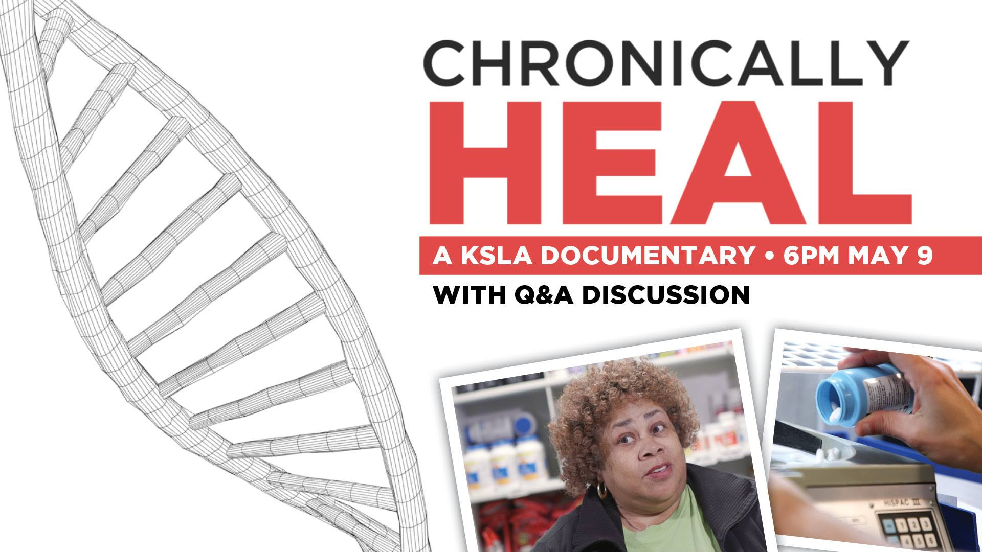 Image result for chronically heal ksla