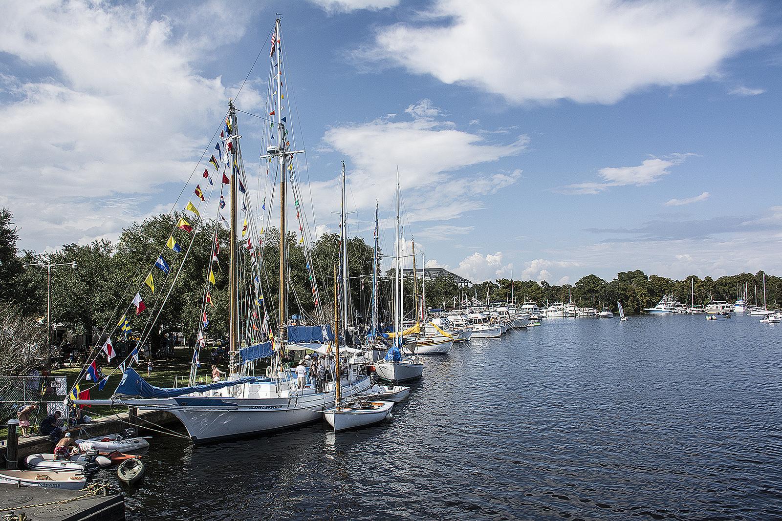 Madisonville Wooden Boat Festival Madisonville La 70447 October
