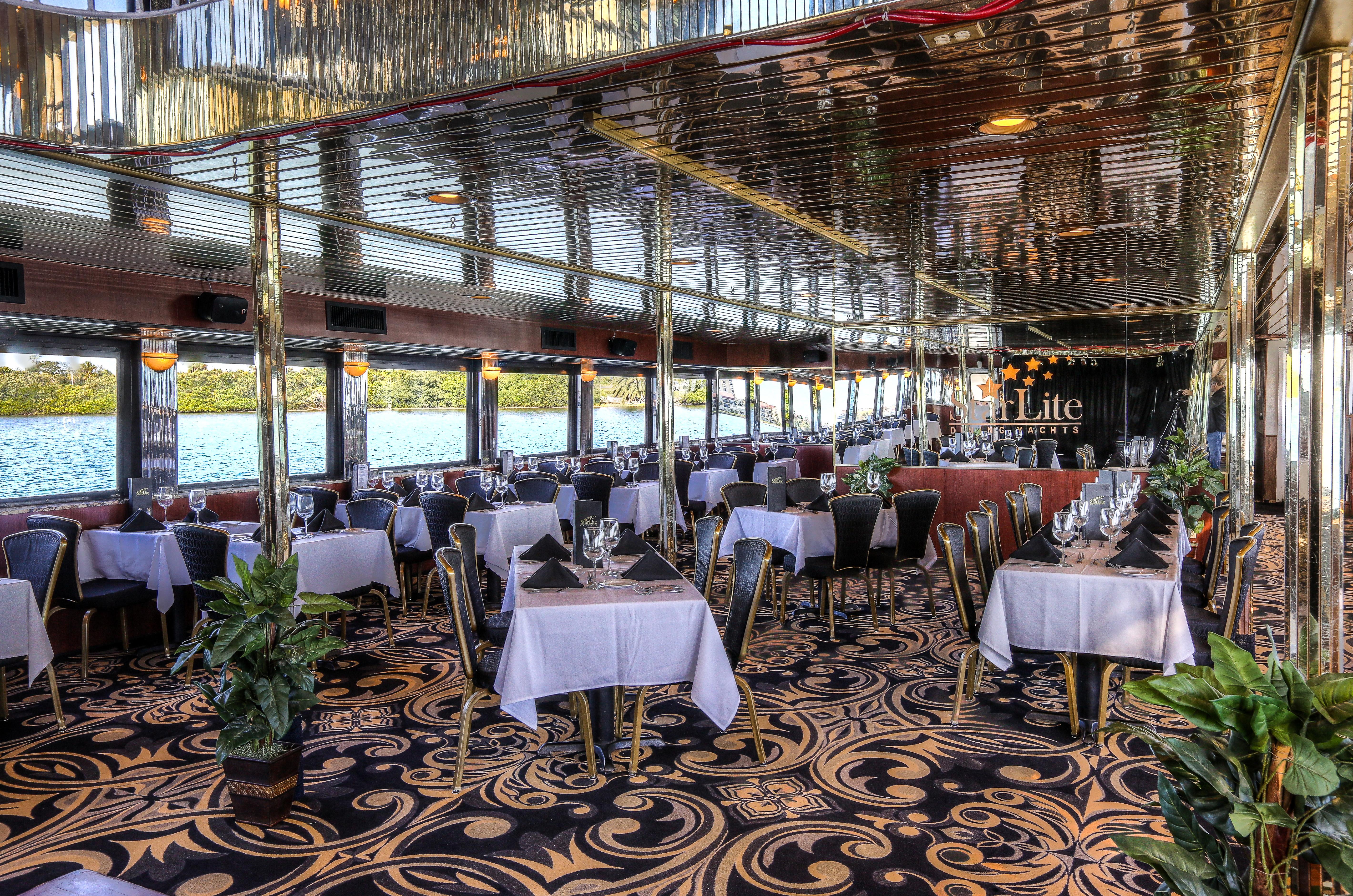 dinner casino cruise tampa florida