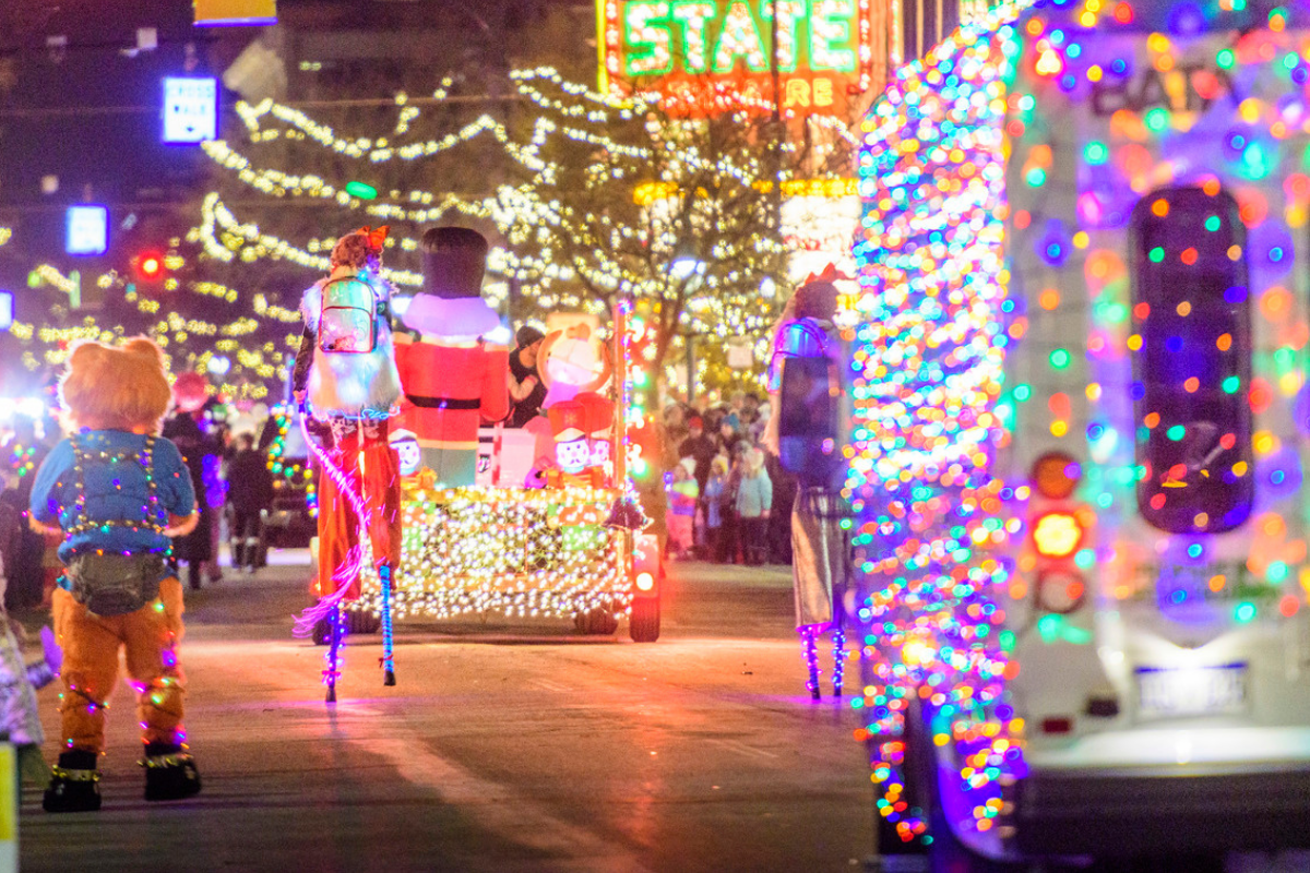 Traverse City 2020 Christmas Dinner Traverse City Holiday Events | Christmas Festivals & New Years