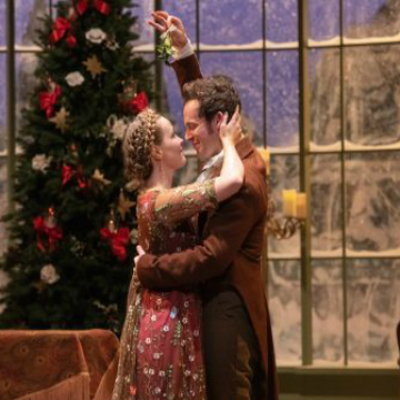 Christmas At Pemberley.Arts Club Theatre Company Presents Miss Bennet Christmas At