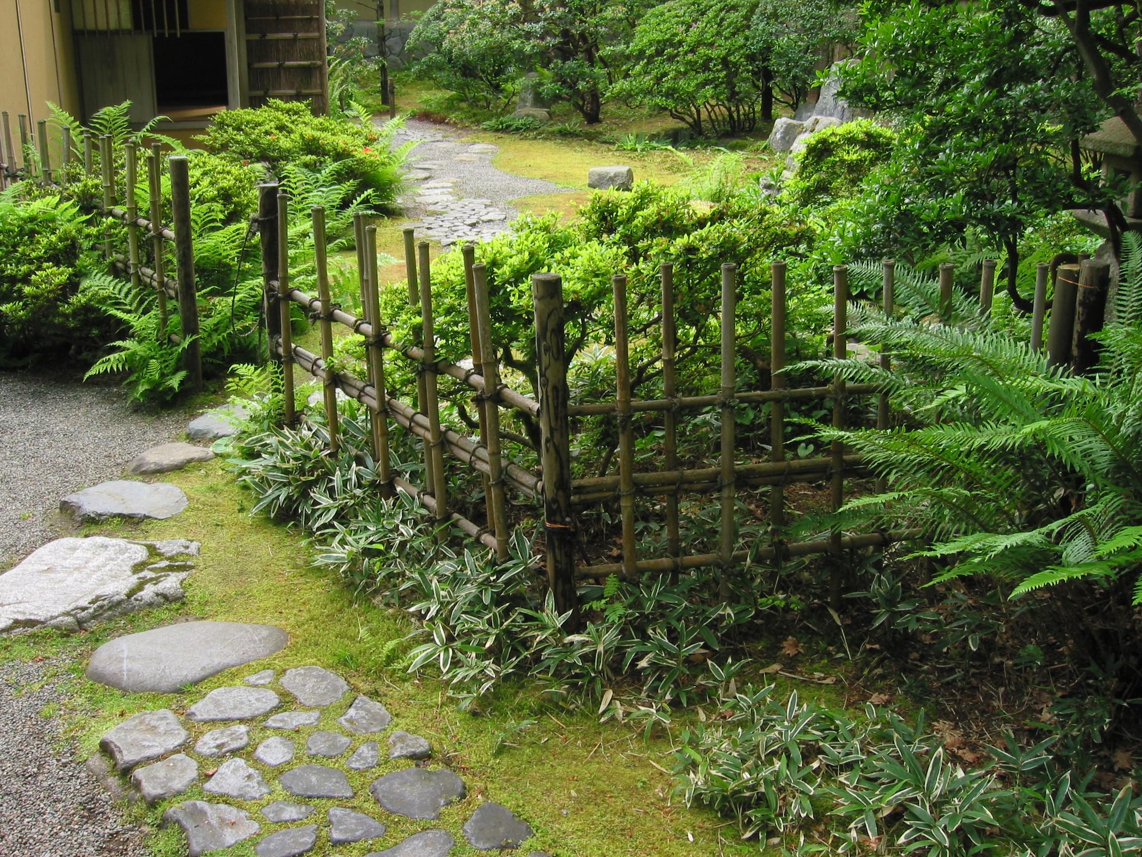 Nitobe Memorial Garden path