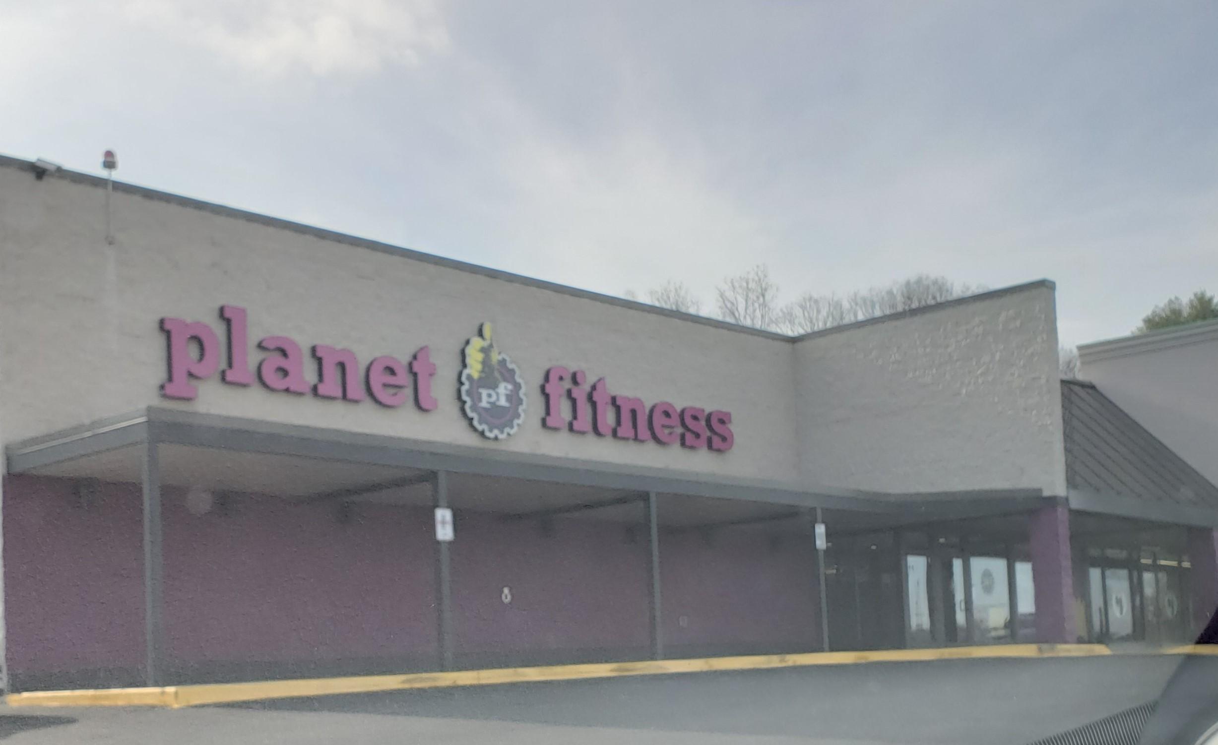 Planet Fitness Martinsville