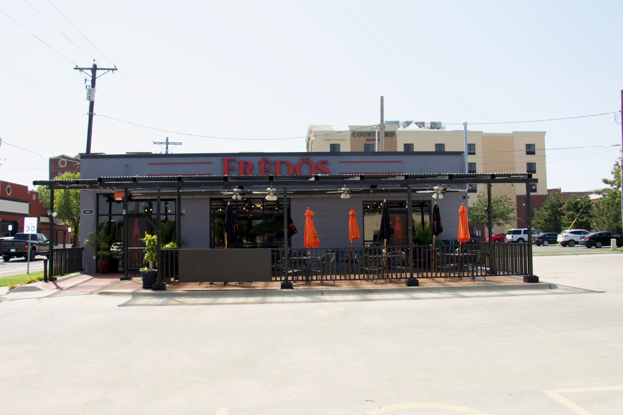 Fredos Exterior Visit Wichita
