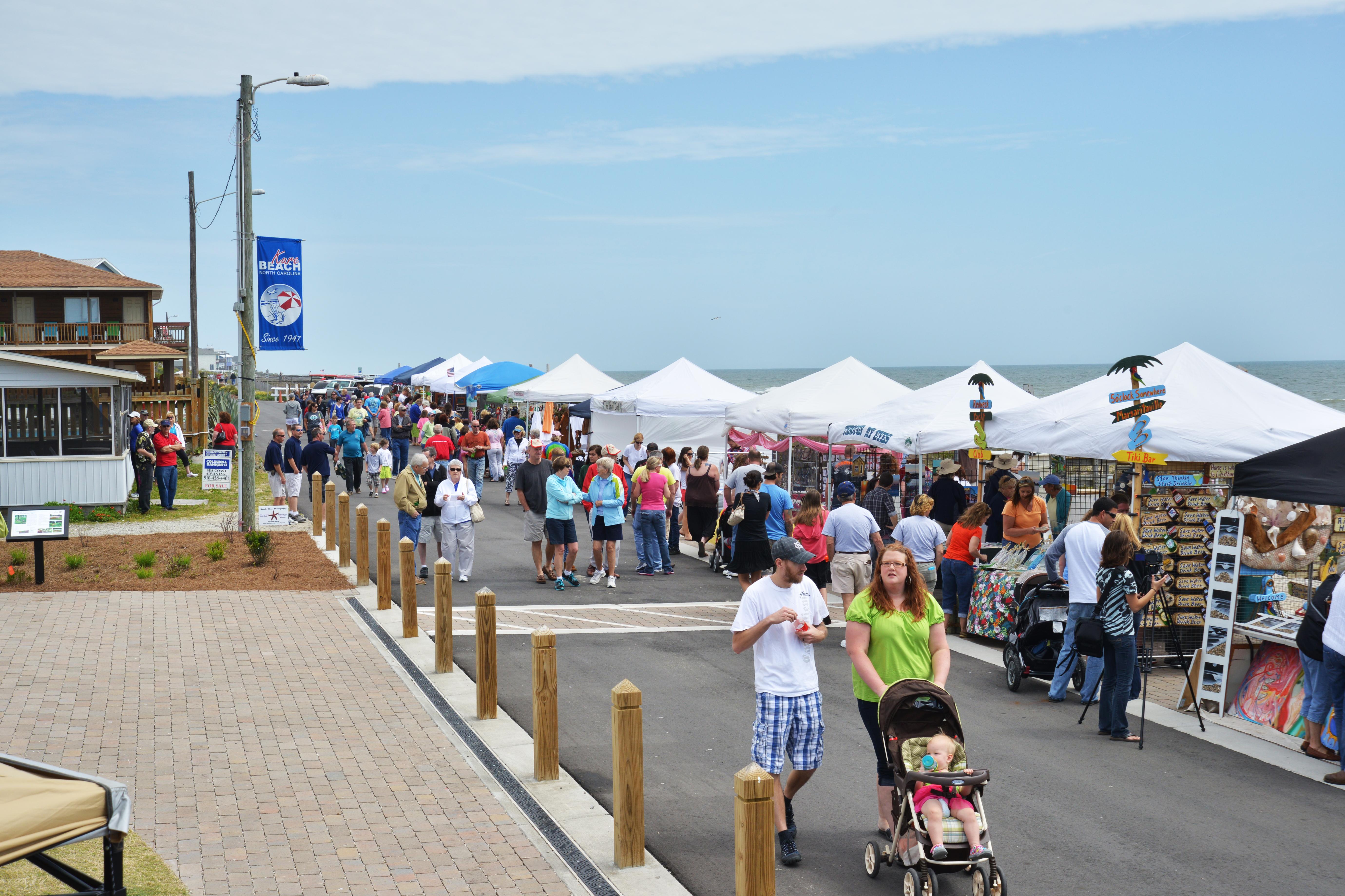 Kure Beach Street Festival