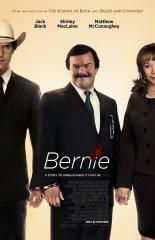 Poster featuring Jack Black for the film Bernie (2011)