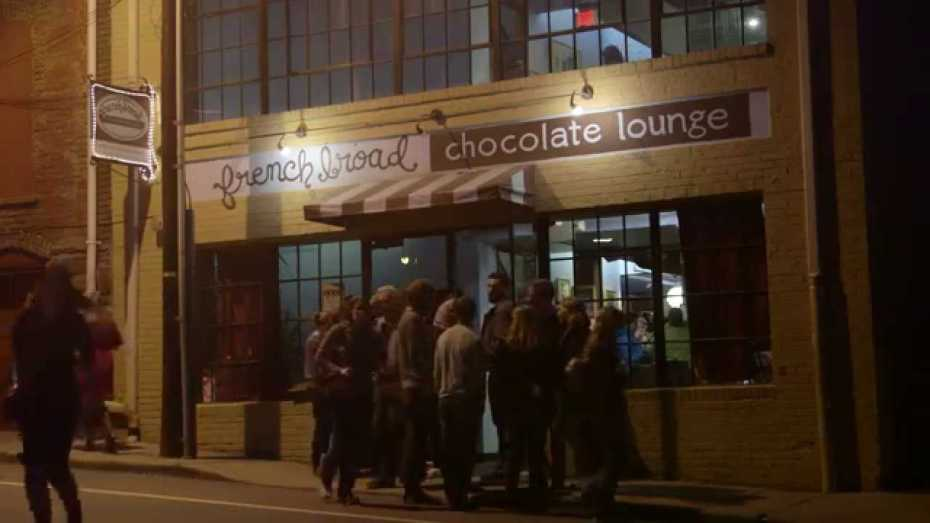 Dan and Jael Rattigan | French Broad Chocolate Lounge