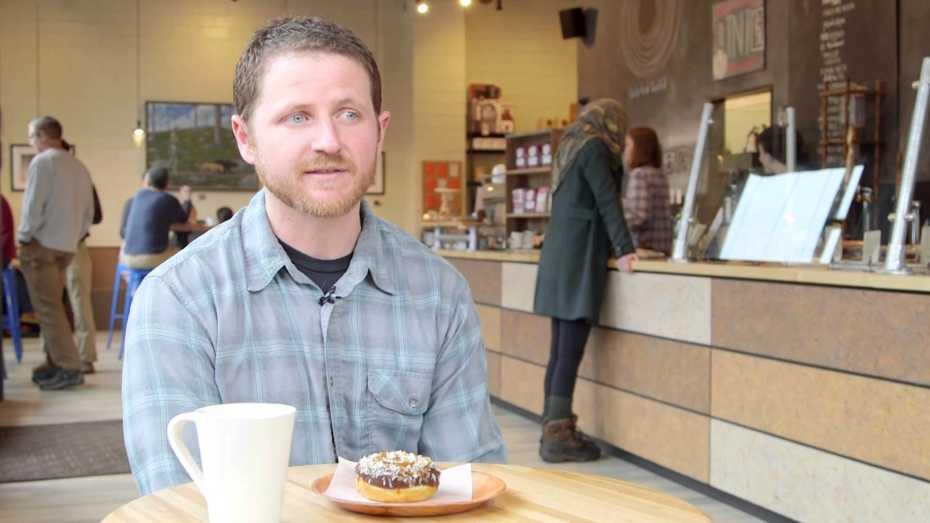Ben Myers | Vortex Doughnuts