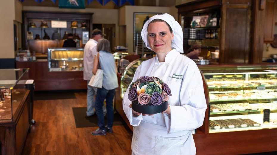 Elizabeth Foley   The Chocolate Fetish