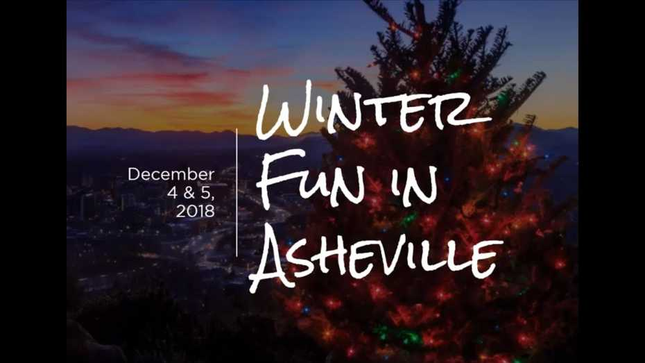 AAA Asheville Webinar - Winter in Asheville