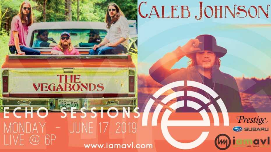 Echo Sessions featuring Caleb Johnson