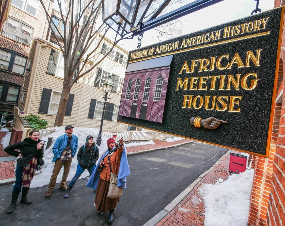 Celebrate Black History Month in Boston